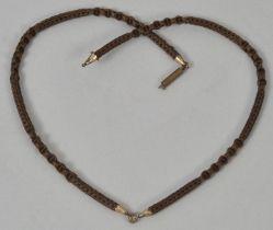 Biedermeierkette / Biedermeier necklace