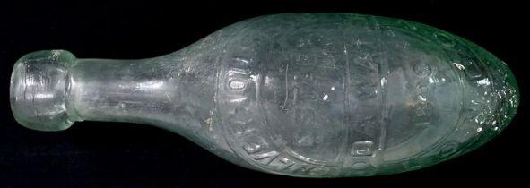 Torpedoflasche / Hamilton bottle