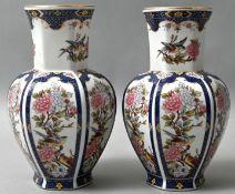 Paar Vasen / vases