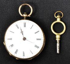 Damentaschenuhr, Schweiz, um 1900 107/404/46372 / Lady´s pocket watch
