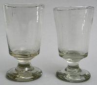paar Kelchgläser / glasses