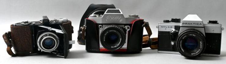 Fotoapparate / three cameras