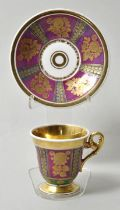 Tasse + UT / cup and saucer
