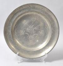 runde Platte / Round plate