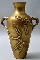 Messingvase / brass vase