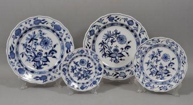 Teller, Meissen, ZM / plates