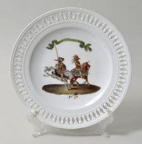 Teller, Meissen / plate