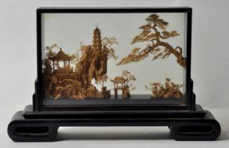 Schaubild, China / display