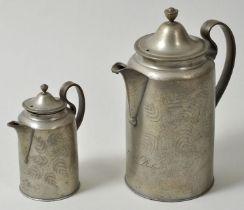 Kanne und Kännchen / Pot and jug