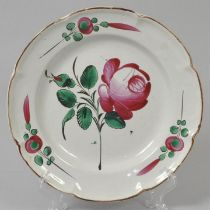 Keramikteller / Plate