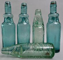 Konvolut Kugelverschlussflaschen/Ball stopper bottles