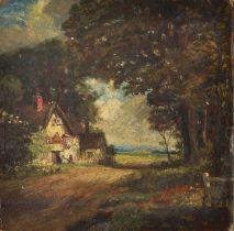 Münchener Malerschule, Landschaft / Munich School of Painting, landscape