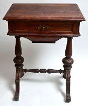 Nähtisch / Sewing table