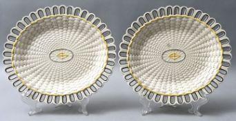 Ovale Platte, Wedgwood / oval plates
