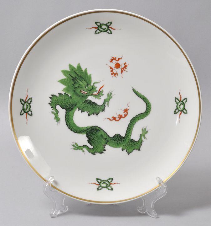 Wandteller, Meissen / Wall plate, Meissen