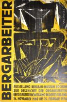 Grieshaber Plakat / Poster