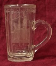 Andenkenglas / Souvenir glass