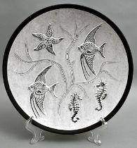 Wandteller / wall plate