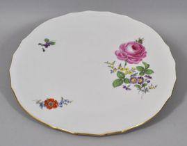 Tortenplatte, Meissen / cake plate