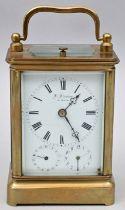 Reiseuhr Fr. Klenner Pesth. / Travel clock