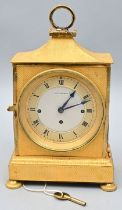 Reiseuhr, Anton Ott Wien/ carriage clock