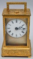 Reiseuhr Rpt. / Travel clock