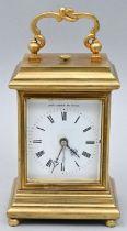 Reiseuhr Anton Liszt Wien / Travel clock