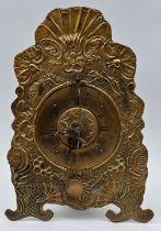 Tischuhr Zappler/ table clock
