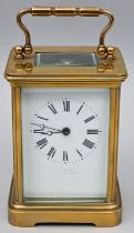 Reiseuhr m. Schlagwerk / Travel clock