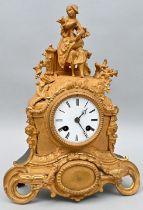 Pendule/ mantel clock
