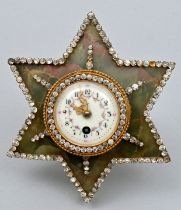 Formuhr, Stern / Table clock