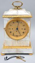 Reiseuhr M. Boeck, Wien/ carriage clock timepiece