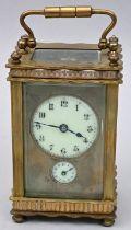 Reiseuhr/ carriage clock