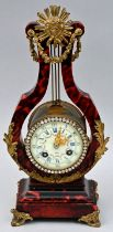 Stockuhr / Bracket clock