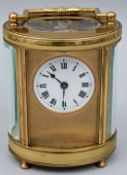 Reiseuhr, Marke Löwe / Travel clock