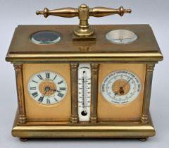 Reiseuhr L. Schuch, Wien, Budapeset Autom. Club / Travel clock