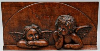 Wandrelief Engel (Raffael) / Wall relief decoration