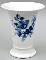Vase, Meissen / Vase, Meissen