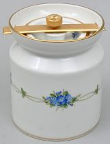 Teedose mit Schraubdeckel / Tea caddy with screw lid