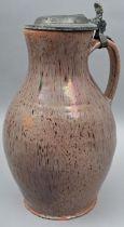 Krug Hafnerware/ ceramic jug