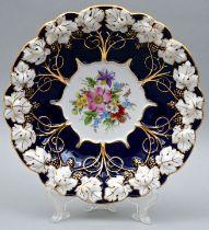 Prunkteller, Meissen / Showpiece plate