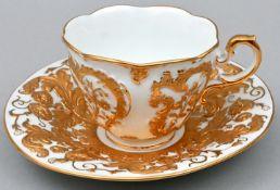 Tasse mit Untertasse, Meissen / Cup and Saucer, Meissen