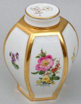 Teedose, Meissen / Tea box