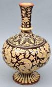 Kugelbauchvase, Keramik / Bottle, Vase