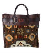 Louis Vuitton, Vaslav Carpet Tote bag, Limited Edition 2005