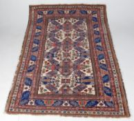 A rug woven in the Seychour/Seichur style