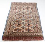 A Tekke Turkman rug