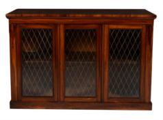 A Goncalo alves side cabinet