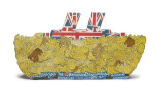 λ ROBI WALTERS (BRITISH B. 1973), HMS WINDRUSH