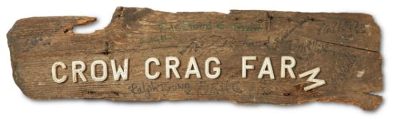 CROW CRAG FARM, A PROP FROM THE FILM WITHNAIL AND I